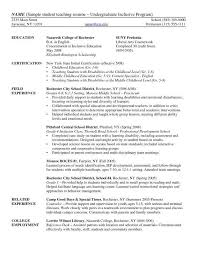undergraduate resume template undergraduate college resume best resume collection