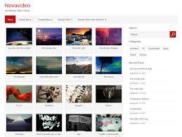 novavideo lite u2014 free wordpress themes