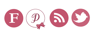 facebook icon cute pink social icons beckyyardley