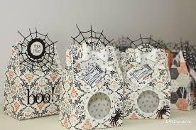 Halloween Treats Martha Stewart by Creations By Saz Halloween Treat Bags Using Authentique Halloween