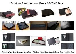 photo album box custom photo album box cd dvd box pixel color