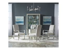 pulaski furniture dining room set pulaski furniture cydney upholstered metal arm chair dunk