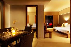 The Oasis Lagoon Sanur Hotel Bali FAMILY ROOM - Hotel with family room
