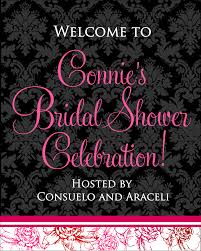 bridal shower signing plate photo to be bridal image