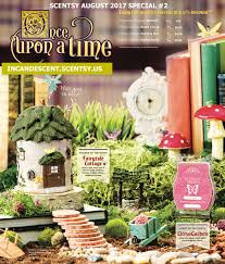 Natural Scent Scentsy August 2017 Warmer And Scent Of The Month No 2 Fairytale