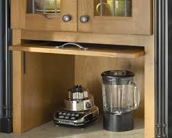 tip up pocket door appliance garage organization pinterest