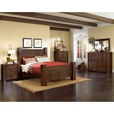 Furniture Bedroom Sets Amazon Com Progressive Furniture Trestlewood Nightstand 31