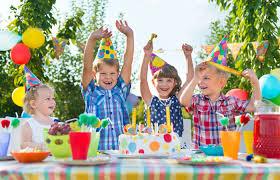 Backyard Birthday Decoration Ideas 4 Awesome Backyard Birthday Party Ideas For Kids