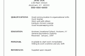 Resume Templates For Stay At Home Moms Resume For Stay At Home Mom Sample Resume Examples Stay At Home