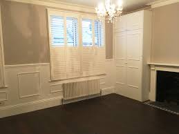 panelled walls interior decor bedroom makeover creating panelled walls house lust