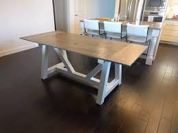 Diy Extendable Dining Table Diy Subthread Rebrn Com