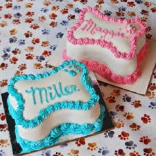 dog birthday cake bone shape dog birthday cakes pered paw gifts