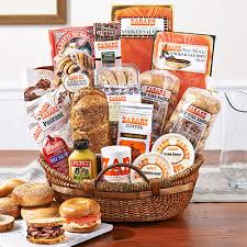 zabar s gift baskets 10 gift cards bagels gifts