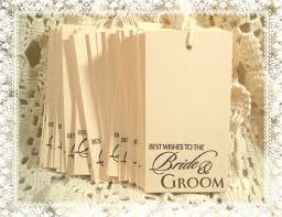 wishing and groom the best best wishes to the and groom wedding wish tree tags diy