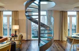 7 ultra modern staircases 40 breathtaking spiral staircases to dream about having in your home
