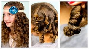 cute hairstyles with curly hair quick hairstyles curly hair justswimfl com