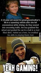 Games Meme - video games taught us more than schools funny fact fun