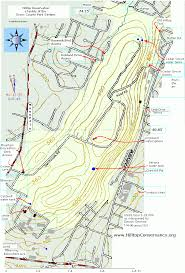 Map Of Essex County Nj Hilltop Conservancy Topographic Map 1 16 Essex County Nj 6714