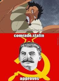 Propaganda Meme - one piece is a confirmed communist propaganda now by