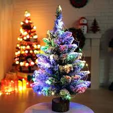 mini christmas tree with lights small artificial christmas trees with lights artificial trees