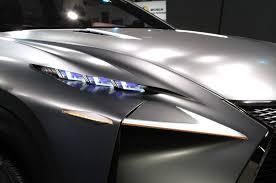 lexus sc300 headlights lexus lf nx crossover concept revealed before frankfurt show
