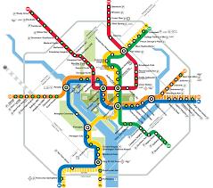 Boston Metro Map Wmata Map Washington Dc Blog Archive Boston University