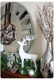 Home Goods Christmas Decorations Simple Christmas Mantel Had To Remove Content