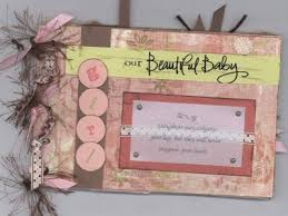 photo albums for babies scrapbooking page ideas asparagus mini baby girl album class