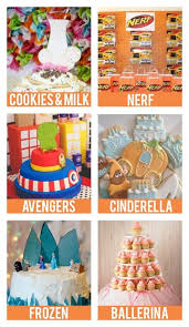 birthday themes for birthday party themes