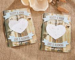 personalized seed packets rustic hearts personalized heart seed paperÿcards set of 12