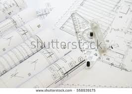 architect plans architect drawing stock images royalty free images vectors