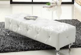 Bench Bedroom Furniture by White Bedroom Bench Treenovation