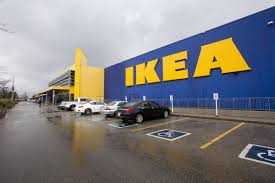electric vehicles charging stations ikea canada to install free electric vehicle charging stations