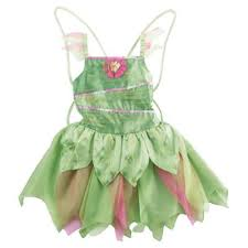buy disney princess tinkerbell fancy dress 3 4yrs from our