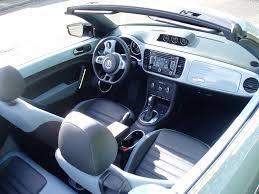 beetle volkswagen interior test drive 2013 volkswagen beetle convertible u2013 our auto expert