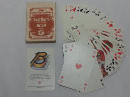 original wwii german skat nr 39 cards ostfront
