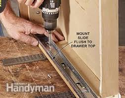 Spice Rack In A Drawer Two Tier Drawer Spice Rack Family Handyman