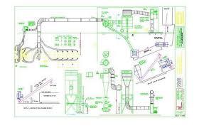 factory layout design autocad chemical plant layout service plant layout designing service in