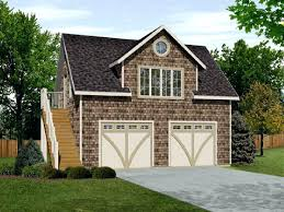 this is a 28a32 3 car garage with full one bedroom apartment built