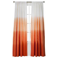 Ombre Window Curtains Ombre Stripe Window Panel I Target