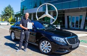 mercedes california mercedes is to receive california s autonomous car license