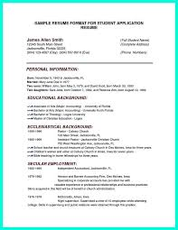 Sample College Application Resumes by Resume Template For Collegevolunteer Resume Business Letter Sample