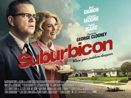suburbicon 2017 bald move