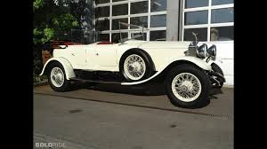 rolls royce vintage convertible rolls royce phantom i tourer