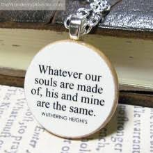 wedding quotes emily bronte emily bronte had this quote at my wedding cool necklace