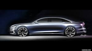 2018 audi a8 design sketch hd wallpaper 38
