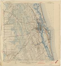 Map Of Flirida Florida Historical Topographic Maps Perry Castañeda Map