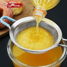 tamis fin cuisine orz stainless steel kitchen colander mesh food strainer flour