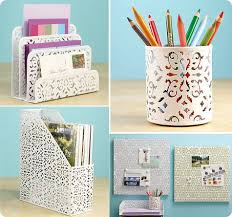 Office Desk Decoration Adorable 50 Must Have Office Accessories Decorating Design Of 15