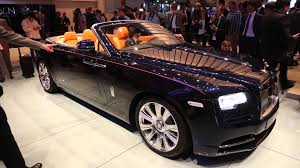 roll royce royles 2017 rolls royce dawn preview youtube